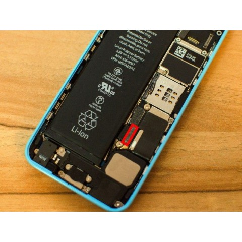 Thay pin iPhone 5C